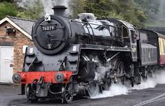 DSC_0357a (robindefoe2009) Tags: nymr wartime weekend 1940s heritage steam railway north yorks moors pickering levisham le visham goathland grosmont whitby stockings military reenactment reenactors