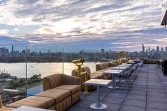 Отель The William Vale в Бруклине, Нью-Йорк
