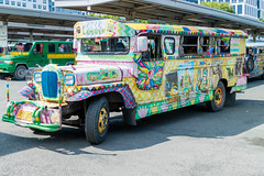 Jeepneys for the Win (sheiladeeisme) Tags: jeepneys manila philippines tropics transportation hotel travel tourism tourist fun exciting sofitel