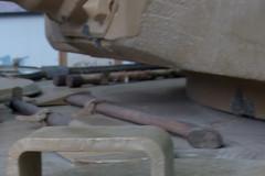 T131 Bottom gun damage (VstromJ) Tags: pz vi 131 pzvi tiger131 fury