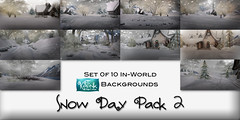 KaTink - Snow Day Pack 2 (Marit (Owner of KaTink)) Tags: katink my60lsecretsale sl secondlife photography 3dworldphotography 60l 60lsales salesinsl