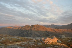 Bidein a' Chabair morning glow (Paul Sammonds) Tags: morar knoydart