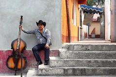 (gonzaloriestra) Tags: mexico mexican music musician guitar guitarist xochimilco