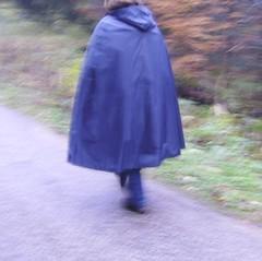 Rainmac-blau-IMGP0100 (Umhaenge2010) Tags: cape cloak cloack umhang regenumhang raincape capeimpermable