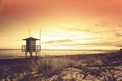 Novo Sancti Petri (hobbit68) Tags: beach sky wolken clouds himmel sommer ozean andalucia kste outdoor sonne old strand canon wasser sonnenschein alt holiday sunset playa espana spanien urlaub ufer meer