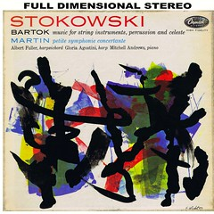 Bartok Music for Strings, Percussion, and Celeste • Martin Petite Symphonie Concertante - Stokowski Capitol 1 (sacqueboutier) Tags: vintage vinyl vinyllover vinylcollection vinylnation vinylcollector lp lps lplover lpcollection lpcover lpcollector lpcoverart records record audiophile classical classicalmusic