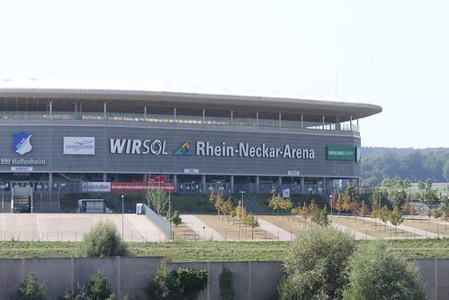 Rhein-Neckar-Arena 10.09.2016