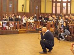 LE PUBLIC (marsupilami92) Tags: frankreich france goodyear syndicat cgt solidaires soutien manifestation justice appel ledefrance 75 paris boursedutravail 10emearrondissement photographe