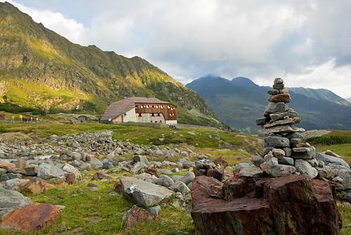 Sulzenauhutte, Stubai Alps, Austria