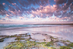 Cloud Symphony (Images by Ann Clarke) Tags: 2016march wreckbeach autumn clouds coastline eyrepeninsula ocean rocks sunrise wwwimagesbyannclarkecomau lowtide cos surf