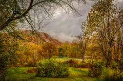 Rainy-Days-and-Mondays-1 (desouto) Tags: nature hdr landscape trees ponds reserviors lakes sky color autumn leaves wildfilowers road forest rivers wildflowers clouds