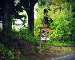 'Tis the Season (blamstur) Tags: sign ciderdonuts breezelandorchards warren massachusetts