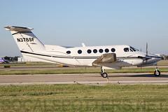 N378SF (SoCalSpotters) Tags: daviddtrigg socalspotters be20 dal kdal beechcraft kingair200 dallaslovefield