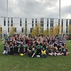 These Girls Can! Chiswick, Grasshoppers and Harlequins U13s.