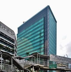 Wisma Bakrie II (BxHxTxCx (more stuff, open the album)) Tags: jakarta building gedung architecture arsitektur office kantor