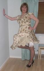 Peeking slip 2009 2010 (8) (janegeetgirl2) Tags: transvestite crossdresser crossdressing tgirl tv ts stockings heels garters nylons glamour stilettos fully fashioned high vintage seams peeking slips petticoat suspenders jane gee