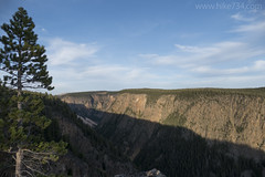 "Grand Canyon of the Yellowstone from North Rim • <a style=""font-size:0.8em;"" href=""http://www.flickr.com/photos/63501323@N07/30662412410/"" target=""_blank"">View on Flickr</a>"