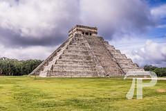Chichen Itza Maya pyramid (julianpetersphotography) Tags: attracts chichen chichenitza infamous itza latinamerica maya mexican mexico millions no pyramid rare shot tourists visitors yucatan yucatã¡n mx
