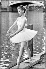 Nina-20161-28bw (keithob1 Over 1 Million views - Thank you) Tags: dance ballet tutu