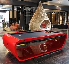 Billard Black Light red Design (buschbillards) Tags: billiards
