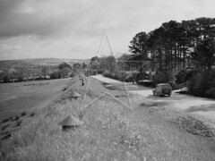 US Marine camp at Beech Hill (G.I.N.I) Tags: usmarines usmc beechhill derry londonderry ww2 northernireland countylondonderry marines campholcomb 1943