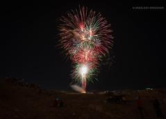 Fireworks (Sreelesh Sreedhar) Tags: fireworks wideangle ngc landscape muscat nikon nikonflickraward nikond800 nikon1635mm outdoor oman celebration
