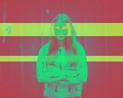 ginger and lemon (ichmachfilm) Tags: glitch distorted juicy glitchart minimalistic portrait cactus lifestyle surreal