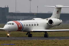 02 G550 US Coast Guard (Anhedral) Tags: 02 g550 gulfstream gulfstream550 uscg uscoastguard bizjet corporatejet shannonairport