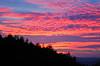 Magical Sunset Takayama (kontroniks) Tags: sunset mountains nature japan sunrise asia takayama gifu kamikochi goldenhour magiclight gifuprefecture epiclight