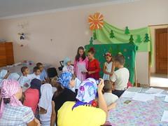 4. Children's morning performance dedicated to the Dormition of the Theotokos / Детский утренник, посвящённый празднику Успения Пресвятой Богородицы