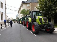 Tractorada!!!!☺ (Miguel A. Quintás V.) Tags: lg g3 lugo muralla murallaromana lucusaugusti tractorada lgg3