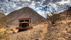 Final Resting Place (Doug Santo) Tags: mining panamintvalley miningtown deathvalleynationalpark landscapephotography golerwash panamintrange