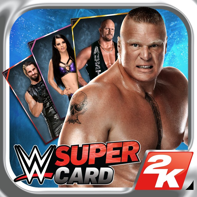 Thumbnail for WWE Super Card 2 Graphics
