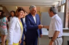 Açores - Entrega de Listas de Candidatos
