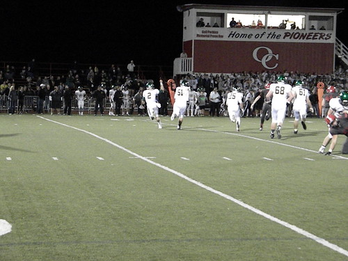 "Oregon City vs West Linn Sept 4th 2015 • <a style=""font-size:0.8em;"" href=""http://www.flickr.com/photos/134567481@N04/20969757689/"" target=""_blank"">View on Flickr</a>"