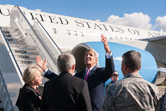 Secretary Kerry Arrives in Anchorage to Participate in the GLACIER Conference (U.S. Department of State) Tags: alaska glacier arctic anchorage johnkerry climatechange arcticcouncil