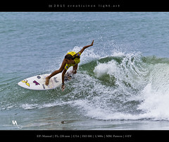 Woman's Asian Surfing Championship, Covelong, Chennai (creati.vince) Tags: sea india sand surf waves surfer surfing surfboard chennai musicfestival classicsurf surfpoint covelong creativince covelongpoint asiansurfingchampionship