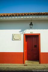 Street photography - Cali, Colombia 2015 (hilcias78) Tags: street cali photoshop canon way atardecer photography colombia photographer photos edificio social via caminos vida calles builder valledelcauca