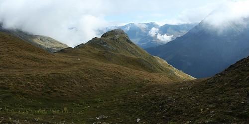 Tête du Tronc, 2554 mètres