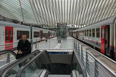 L1087263 (peterbastingsfotografie) Tags: ligeguilleminsrailwaystation stationligeguillemins peterbastings leicameetingluxemburg