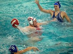 P9261545 (roel.ubels) Tags: sport utrecht productions hl waterpolo vrouwen dames krommerijn zwemmen eredivisie 2015 topsport zpb uzsc
