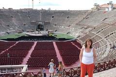 Verona amphitheatre, in the footsteps of Morse (kim.barrett723) Tags: verona morse romanamphitheatre