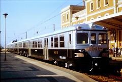 1973JCRTRENS_0001 (J. Carazo) Tags: aniversario matar 125 ferrocarril pennsula ibrica ut436