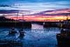 No Chimneys!! (bktheman34) Tags: sunset scotland boat harbour firthofforth eastlothian seasky portseton