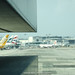 Airport Pillars