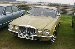 1974 Daimler Sovereign (RoyCCCCC) Tags: daimler castlecombeautumnclassic
