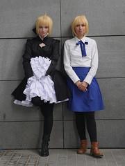 Paris Manga 20 - 2015-10-03- P1220452 (styeb) Tags: paris cosplay manga 03 versailles pm parc octobre parismanga pm20 pm2015