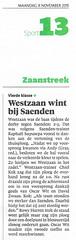 Wormerveer Saenden (3) (de kist) Tags: game netherlands sport soccer aerial kap voetbal dagblad zaanstad wormerveer soccergame vvv westzaan noordhollands guisveld voetbalwedstrijd noordhollandsdagblad rkvv saenden vvvwestzaan