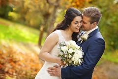 Wedding (siebe ) Tags: autumn wedding groom bride couple outdoor herfst marriage trouwen 2015 bruid bruidegom trouwfoto trouwreportage bruidsfoto siebebaardafotografie wwweenfotograafgezochtnl