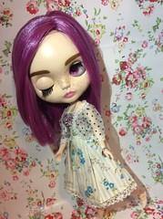 💚blythe doll custom with four pullstring💚 boneca blythe customizada com quatro cordas💚